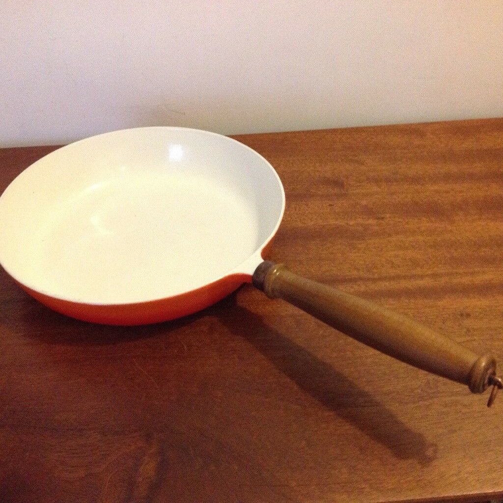 Vintage Cast Iron Frying Pan