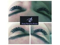 Master lash artist and permanent brow specialist want to invite You for professional treatments.