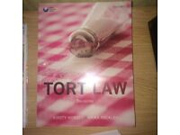 Tort Law book