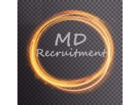 MD Recruitment - currently looking for kitchen staff