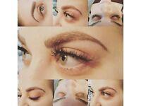 Long lasting individual eyelash extensions