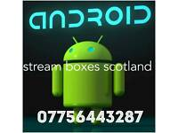 LATEST FULLY LOADED MINI MX ANDROID TV BOXES
