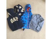 Boys jackets 2-3