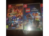 Nintendo switch games see prices below