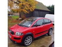 AUDI A2 LIMITED EDITION STORM