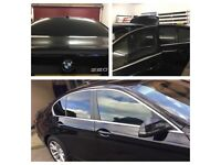 Window tinting and Car wrapping 07533300039