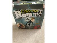 Chrono Bomb game HARD TO FIND