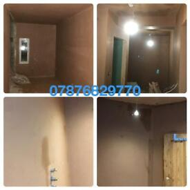 AVAILABLE NOW . EXPERIENCED PLASTERER TEAM FOR PLASTERING .RENDING AND KREND ALL London