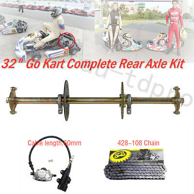 "New Front Brake Cable 33.85/"" for ATV Go Kart Pocket Dirt Bike Motor Bicycle"