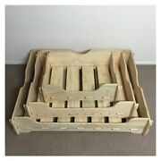NEW WOODEN DOG BEDS - QUALITY AUSTRALIAN MADE! Arundel Gold Coast City Preview