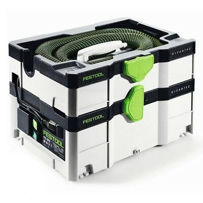 Festool Staubsauger (Festool Absaugmobil CTL SYS 575279 Cleantec Staubsauger Industriesauger Sauger)