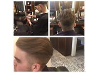 *FREE* gents colours and all gents haircuts, needed ASAP