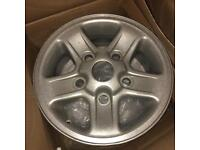 Land Rover defender boost 4 alloys