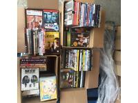 Used DVD's for sale in Bulk. 40,000 Units