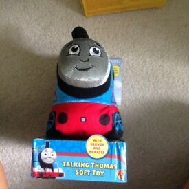 Brand new talking Thomas