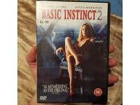 Basic Instinct 2 DVD Region 2
