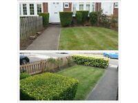 gardening, decking,lawn moving sevice,