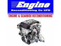 Engine Reconditioning Co Ltd - Engine Rebuilds, Cylinder Heads Rebuilt & Skimmed, Timing belts, etc