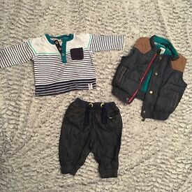 Clothes set ted baker