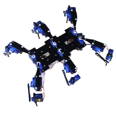 6 Foot Remote Control Mini Spider Bionic Spider Robot Kit With Motor Set
