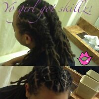 Mobile Dreadlocks & Natural Hair Care by Lovely Loxx