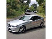 Mercedes-Benz Clc Class 2.2 CLC220 CDI Sport 2dr