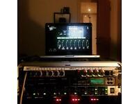 Behringer DI800 Ultra-DI Pro - 8 channel mains/phantom powered DI-Box