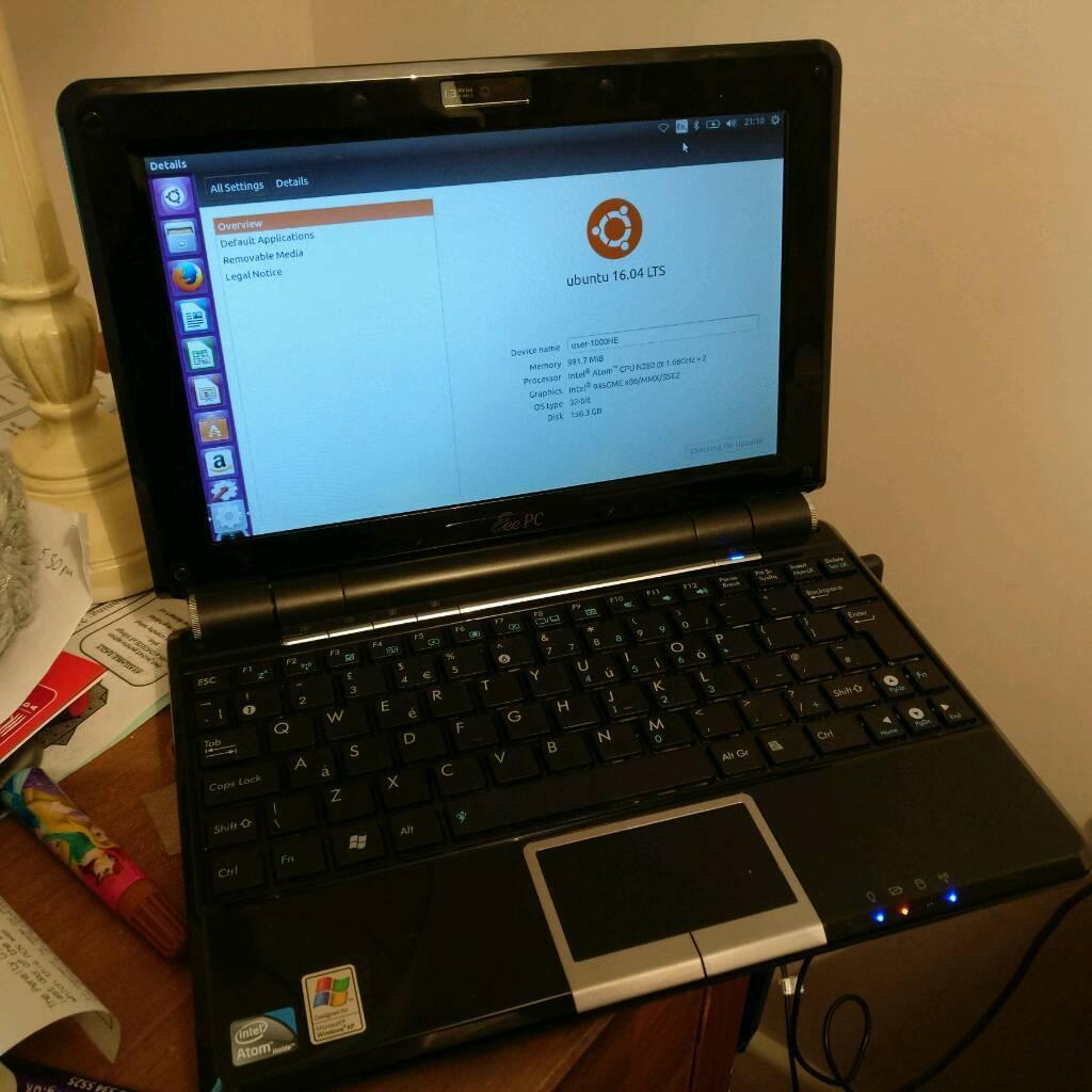 Asus Eee PC 1000HE Instant Key 64Bit