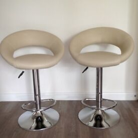 BAR STOOLS (pair)