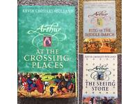 Kevin Crossley-Holland - Arthur Collectible Books