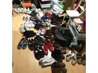 Loads of trainers shoes for sale uk size 8/ uk size 7