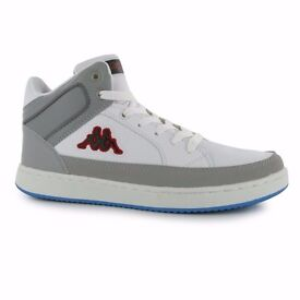 Kappa Volare High Top Mid Boot Trainers