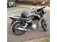 125 cc Jianshe125A 2016
