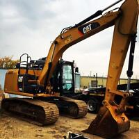 2012 CATERPILLAR 316E EXCAVATOR w/ 937 hours LEASE TO OWN