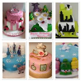 Homemade Cakes. Birthday Cakes. Free local delivery