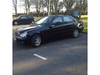 Mercedes-Benz C220 CDI CLASSIC SE A for spares or repair