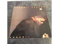 Chuckii Booker - Chuckii - Vinyl LP Album 1989