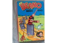 Retro BEANO 1993 annual