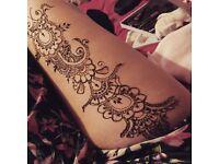 Free henna/mehndi