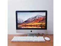 Apple iMac Intel Core 2 Duo 8GB RAM 500GB HDD late2009 OS High Sierra
