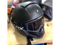 Shark Vancore Helmet Matte Black Size Medium