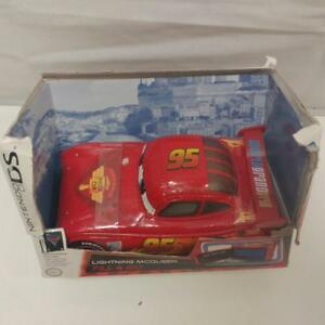 Lightning McQueen Nintendo DS Cars 2 Case Fill and Go