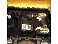 Dewalt Combi Drill DCD785 18v