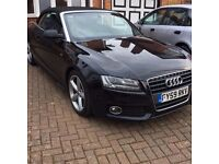 AUDI A5 CONVERTIBLE S-Line 2009/59