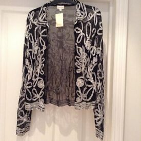 New with tags evening top