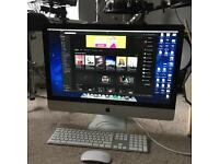 "Apple iMac 27"" Display with Keyboard & Mouse"