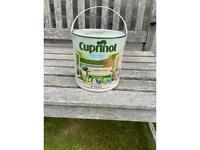 Cuprinol Garden Shades - Country Cream