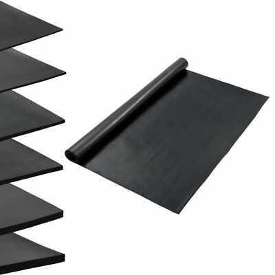 vidaXL Alfombrilla de Goma Antideslizante 1.2x2m 1mm Modelo Lisa Brico Hogar