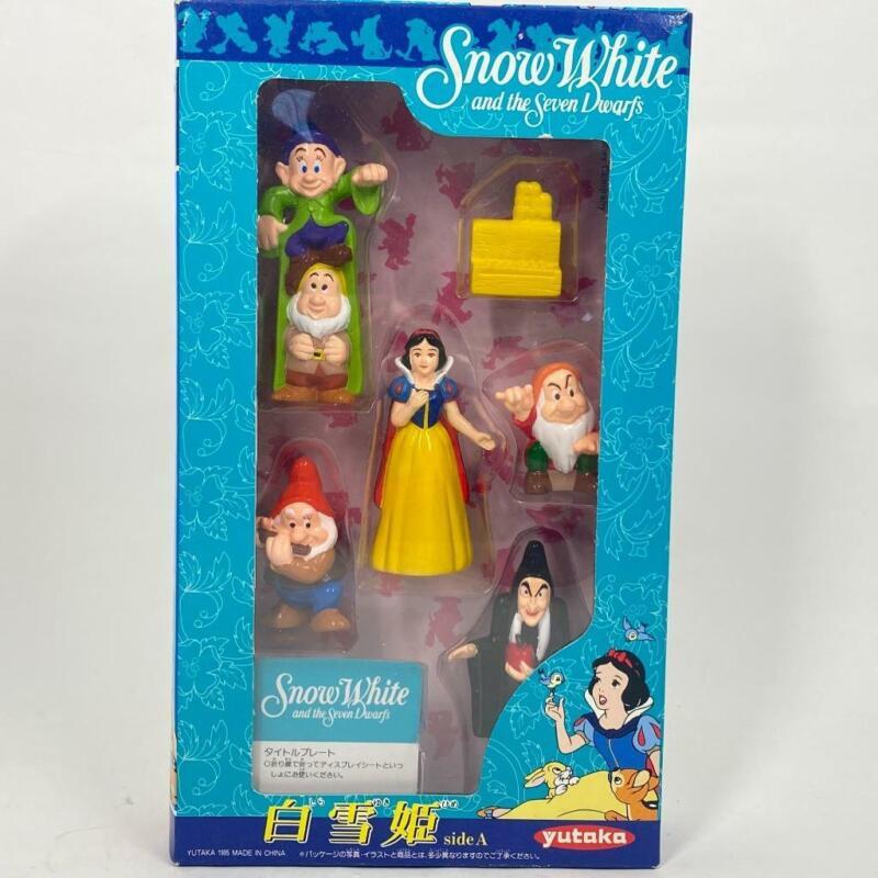 Disney Snow White and the Seven Dwarfs Movie Friends #3 Mini Figure side A Japan