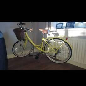 Vintage Kingston ladies bikes